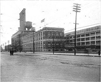 Charles E. Sorensen - Highland Park Ford Plant