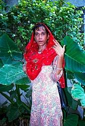 indische schauspielerin, die als transen bilder