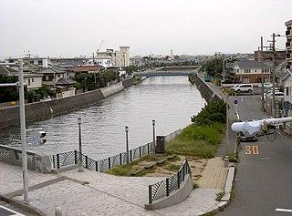 Hikiji River river in Japan