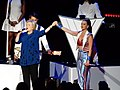 Hillary Clinton With Katy Perry At The I'm With Her Concert for Hillary Clinton at Radio City Music Hall (25380664861).jpg