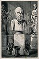 Hippocrates. Wood engraving by Meyner-Hein after C. Kreutzbe Wellcome V0002781.jpg