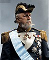 His Majesty Oscar II King of Sweden and Norway c.1900. (50698876521).jpg