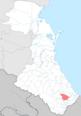 Hivsky district locator map.png
