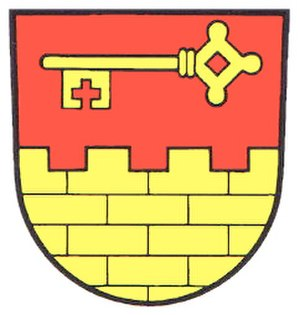 Hoßkirch - Image: Hoßkirch Wappen