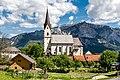 Hohenthurn Goeriach Pfarrkirche Mariae Namen und Friedhof 16052017 8533.jpg