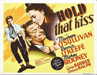 <i>Hold That Kiss</i> 1938 film by Edwin L. Marin