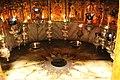 Holy Land 2016 P0040 Grotto of the Nativity interior.jpg