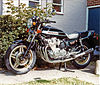 Early Honda CB900F