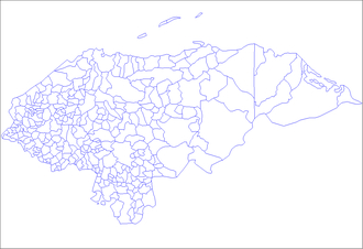 Municipalities of Honduras - Municipalities of Honduras