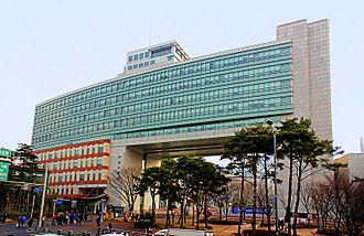 Hongik University - Hongik University gate