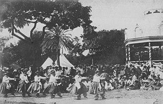 Hawaiian Renaissance - Kalakaua's 49th Birthday Hula