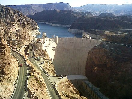 March 1: Hoover Dam is completed Hoover Dam - Arizona.jpg