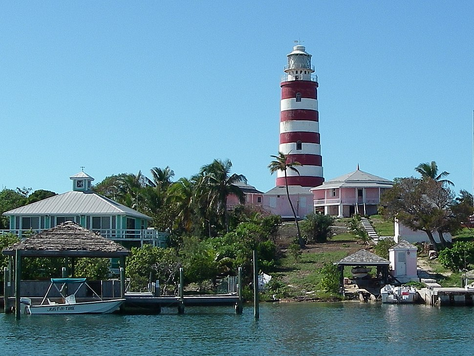 Hopetown-lighthouse