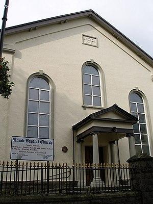 Blaenavon - Image: Horeb Baptist Church geograph.org.uk 471190