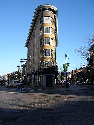 Hotel Europe (Vancouver) - Hotel Europe in Vancouver's Gastown