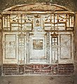 House of the Prince of Naples in Pompeii Plate 145 Triclinium East Wall MH.jpg
