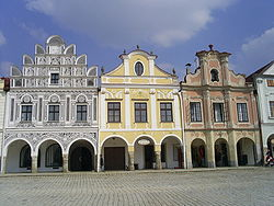 Houses in Telč.jpg