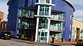 Housing association accomodation on Bowes Street in Moss Side, Manchester - panoramio.jpg
