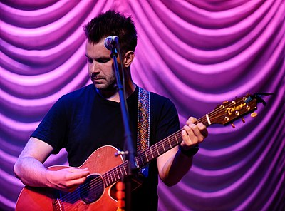 Picture of a band or musician: Howie Day