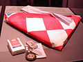 Hrvatski povijesni muzej 27012012 Domovinski rat 61 osobni predmeti general bojnika Andrije Matijasa Pauka.jpg