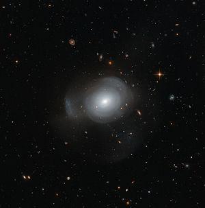 Principal Galaxies Catalogue