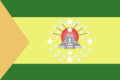Huehuetenango Flag with Coat.png