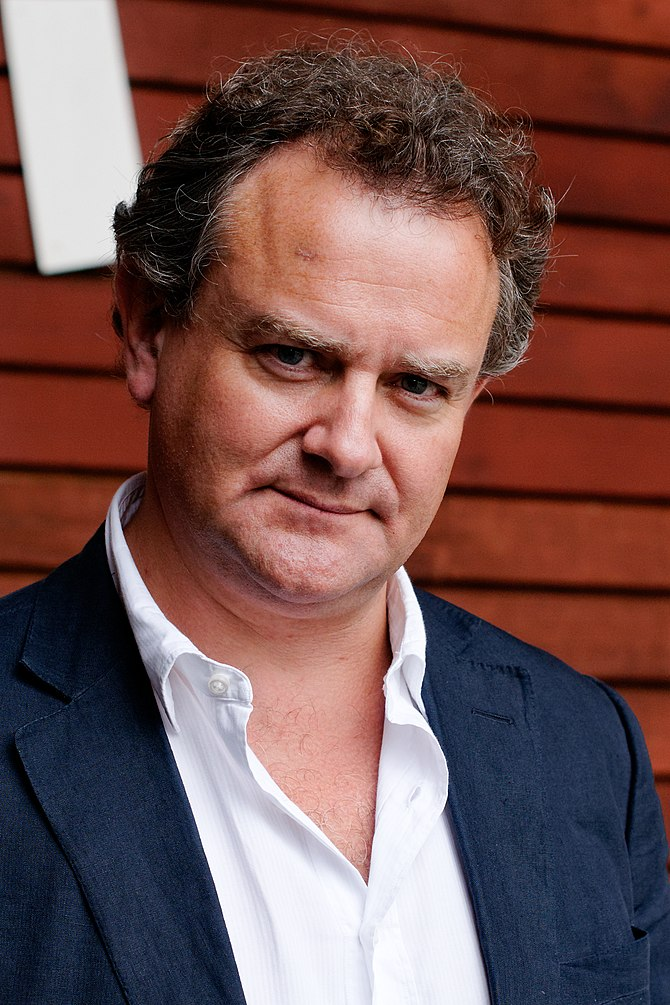 English: Hugh Bonneville at the 2011 Minghella...