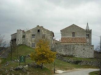 Hum, Croatia - View of Hum