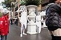 Human Statue bodyart, bodypaint, City of Sydney (5408515625).jpg