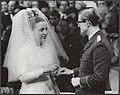 Huwelijksvoltrekking prinses Margriet en mr. Pieter van Vollenhoven in de Jacobs, Bestanddeelnr 018-1257.jpg