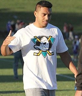 Hymel Hunt Samoa international rugby league footballer