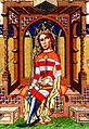 I. Lajos király a trónon.jpg