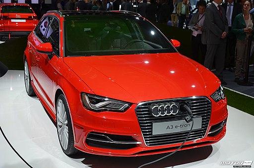 IAA 2013 Audi A3 e-tron (9834354246)