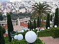 ISRAEL - Haifa - Bahai Gardens (5).JPG