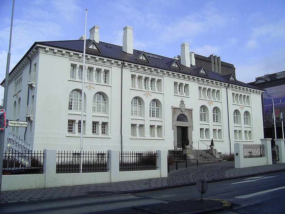 Iceland-Reykjavik-Thjodmenningarhus-1