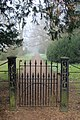 Ickworth Park, Suffolk, England -gate-2March2012.jpg