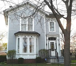 Iglehart House - Charles Iglehart house