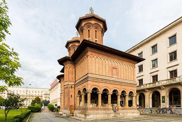 Église Crețulescu