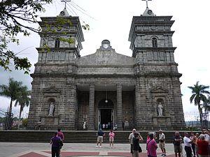 Palmares (canton) - Image: Iglesia Palmares Costa Rica