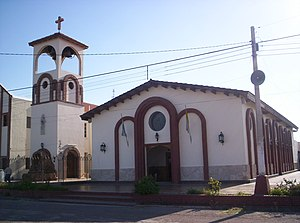 Iglesia San Antonio de Padua Media Agua San Juan