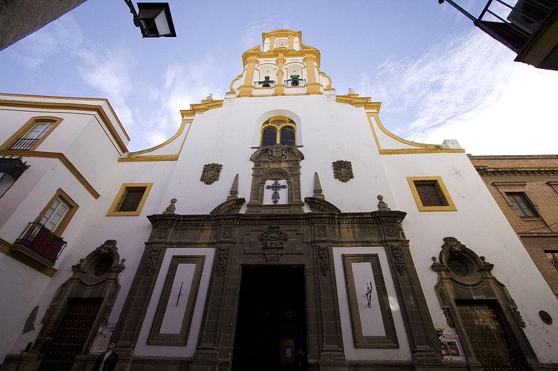 Archivo:Iglesia de Santa Cruz de Sevilla.jpg