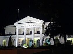 Ilocos Norte Capitol at Laoag City