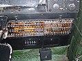 Ilyushin Il-14 radio operator's controls.JPG