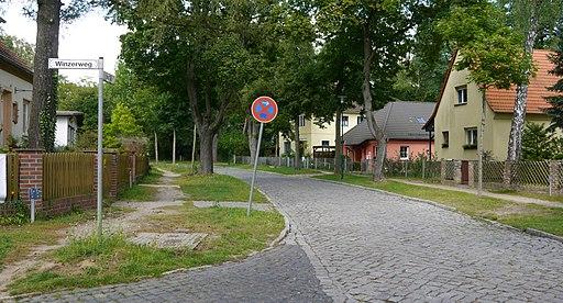 Im Tal-Winzerweg Kleinmachnow