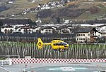 Inaer Airbus Helicopters EC145 T2 at Bressanone Hospital 01.jpg