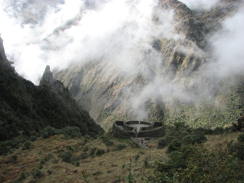 hike: the Inca Trail to Machu Picchu