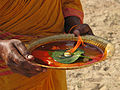India - Sights & Culture - 031 - welcome puja (2458852328).jpg