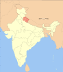 India Uttaranchal locator map.svg