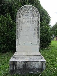 Indian Mound Cemetery Romney WV 2013 07 13 11.jpg