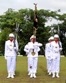 Indonesian army colour guard.png